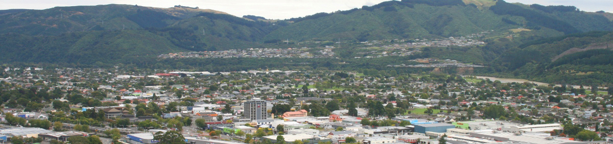 upper hutt skyline